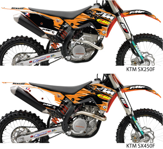 How To Apply Dirt Bike Decals Adrenaline Powersports Magazine - Decal graphics for dirt bikes